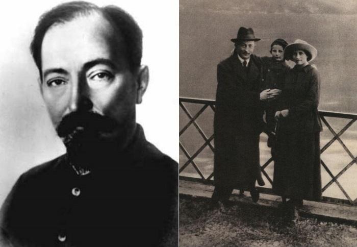 Дзержинский с семьей в Лугано, 1918 | Фото: nko-revival.ru