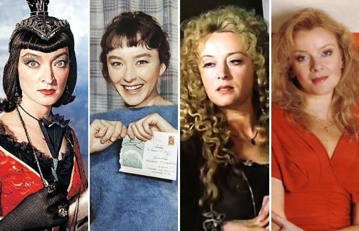 Актрисы, которые пошли по стопам своих матерей | Фото: kino-teatr.ru и professionali.ru