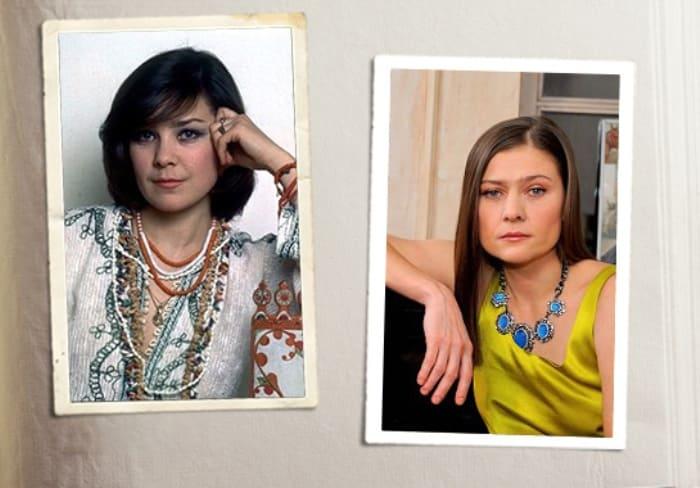 Лариса Голубкина и ее дочь Мария | Фото: domashniy.ru