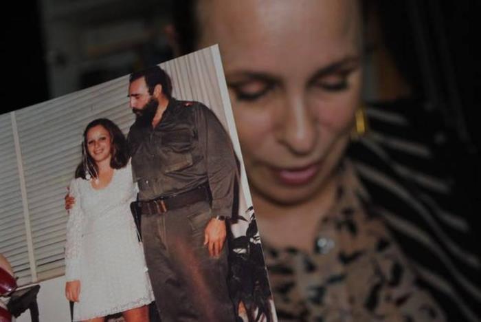 Дочь кубинского лидера Алина   Фото: anspress.com