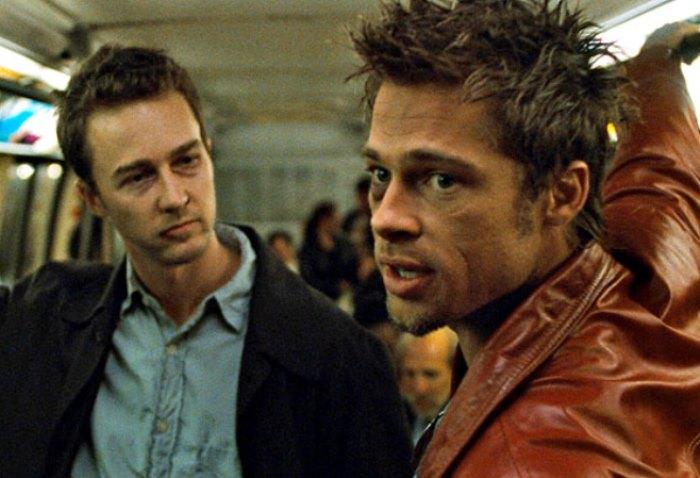 Кадр из фильма *Бойцовский клуб*, 1999 | Фото: wjlondon.com
