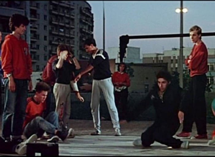 Кадр из фильма *Курьер*, 1986 | Фото: my-fine.com