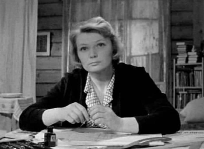 Нина Меньшикова в фильме *Девчата*, 1961 | Фото: kino-teatr.ru