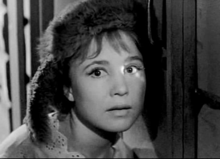 Надежда Румянцева в роли Тоси | Фото: kino-teatr.ru