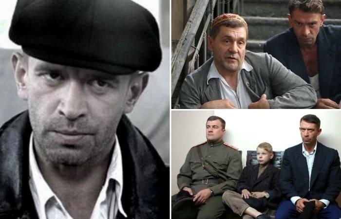 Кадры из фильма *Ликвидация*, 2007   Фото: segodnya.ua и tele.ru