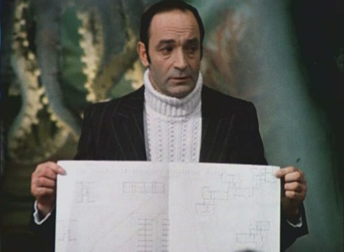 Валентин Гафт в фильме *Гараж*, 1979 | Фото: kino-teatr.ru