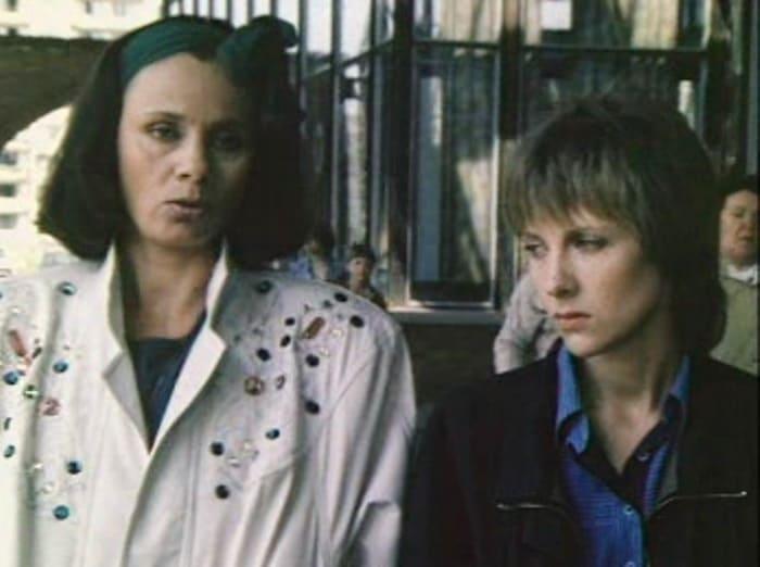 Кадр из фильма *Интердевочка*, 1989   Фото: elena-yakovleva.ru