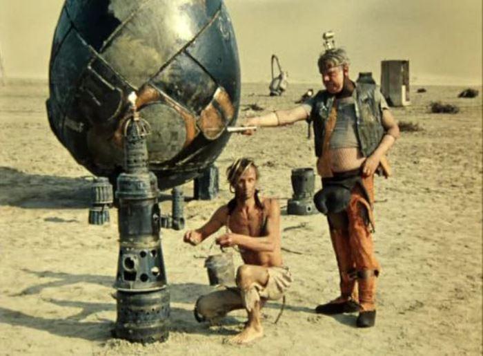 Кадр из фильма *Кин-дза-дза*, 1986 | Фото: kin-dza-dza.clan.su