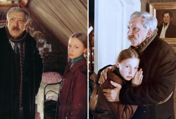 Кадры из фильма *Чучело*, 1983 | Фото: kino-teatr.ru