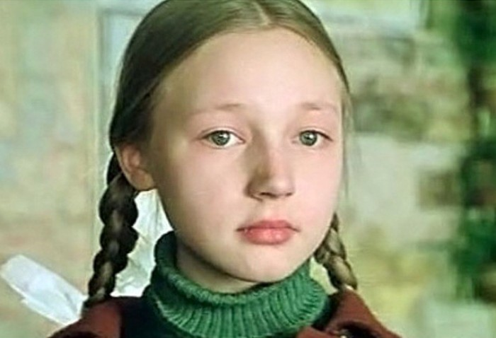Кристина Орбакайте в фильме *Чучело*, 1983 | Фото: knowledgeblog.ru