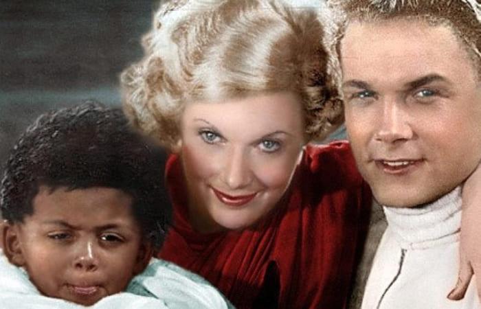 Кадр из фильма *Цирк*, 1936 | Фото: mtdata.ru