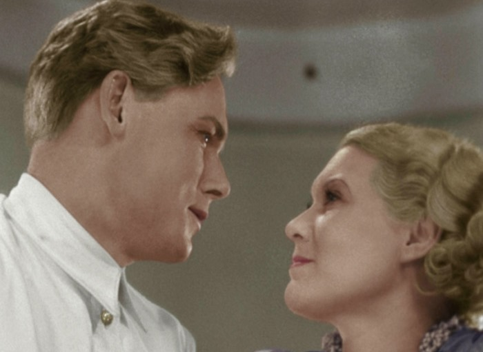 Кадр из фильма *Цирк*, 1936 | Фото: ussr-kruto.ru