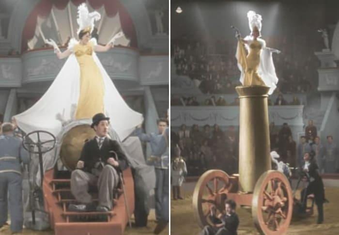 Кадры из фильма *Цирк*, 1936 | Фото: kino-teatr.ru