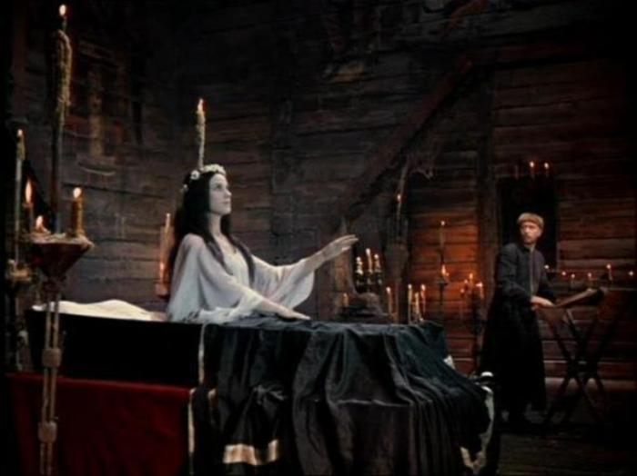 Кадр из фильма *Вий*, 1967 | Фото: kino-teatr.ru