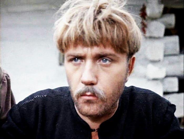 Леонид Куравлев в роли Хомы Брута | Фото: kino-teatr.ru