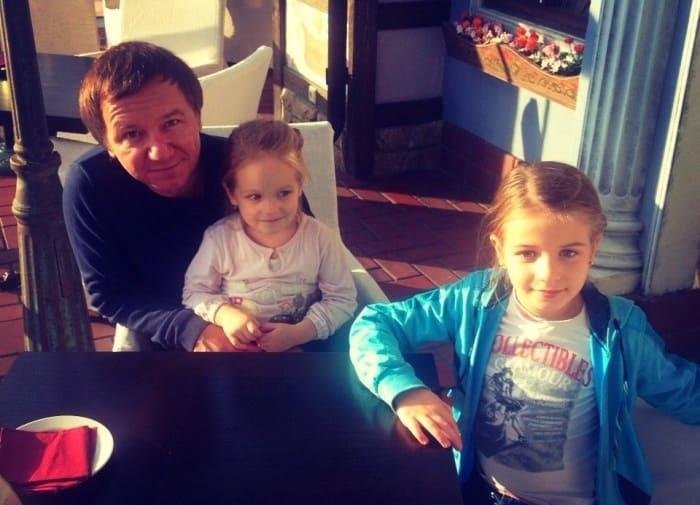 Михаил Гребенщиков с детьми | Фото: peopletalk.ru