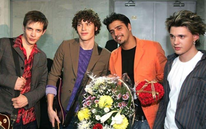 Группа *Корни* | Фото: pressa.tv