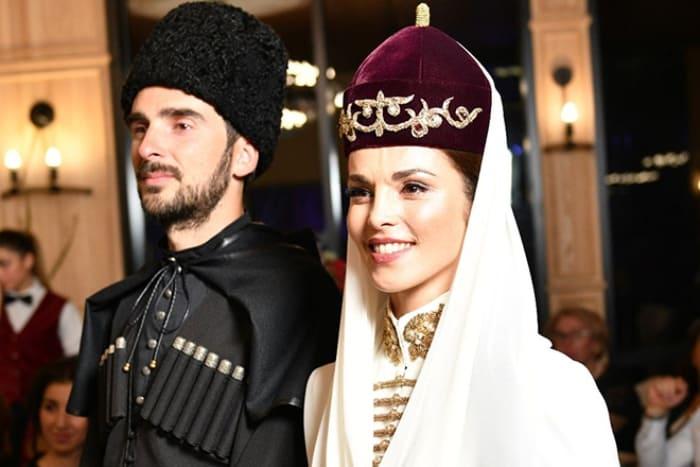 Сати Казанова с мужем | Фото: 24smi.org