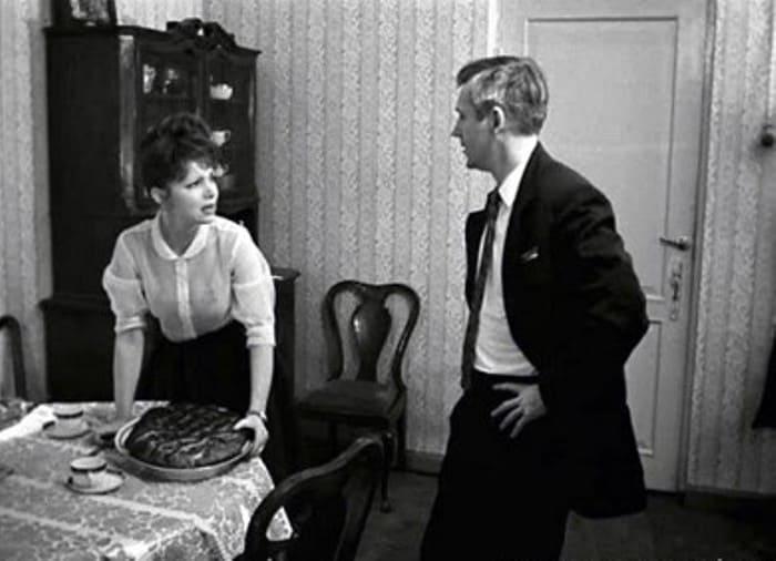 Кадр из фильма *Пять вечеров*, 1978 | Фото: mgorskikh.com