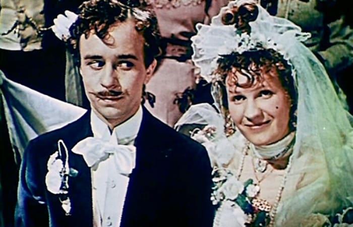 Кадр из фильма *За двумя зайцами*, 1961 | Фото: fakty.ua