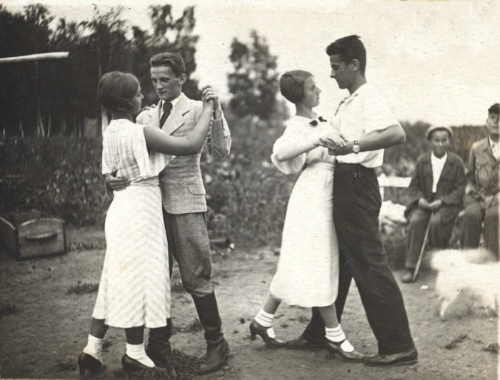 Танцы, запрещенные в СССР   Фото: ussr-kruto.ru
