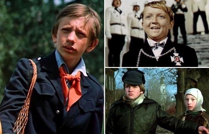 Юные актеры, жизнь которых оборвалась в раннем возрасте | Фото: tele.ru и kino-teatr.ru