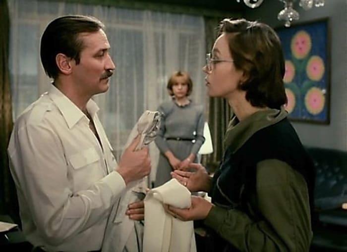 Кадр из фильма *Забытая мелодия для флейты*, 1987 | Фото: portal-kultura.ru