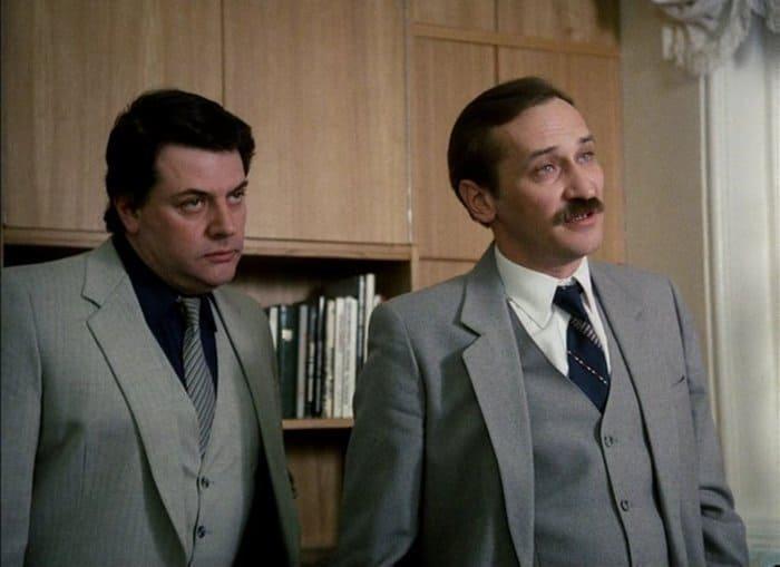 Кадр из фильма *Забытая мелодия для флейты*, 1987 | Фото: filmpro.ru