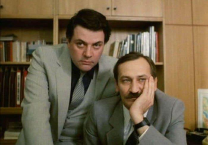 Кадр из фильма *Забытая мелодия для флейты*, 1987 | Фото: kino-teatr.ru
