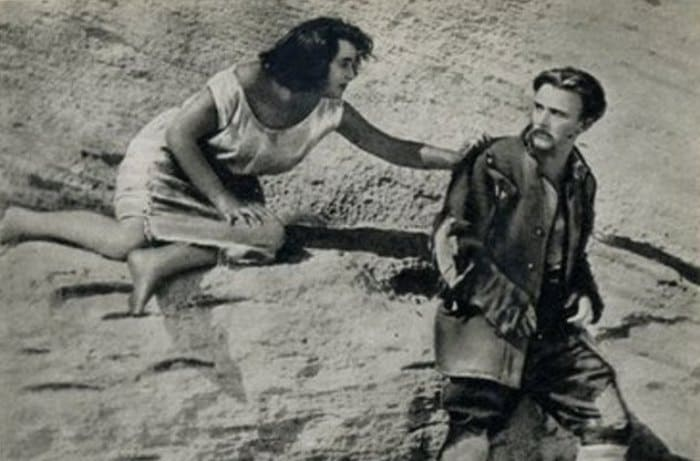 Кадр из фильма Якова Протазанова *Сорок первый*, 1926   Фото: kino-teatr.ru