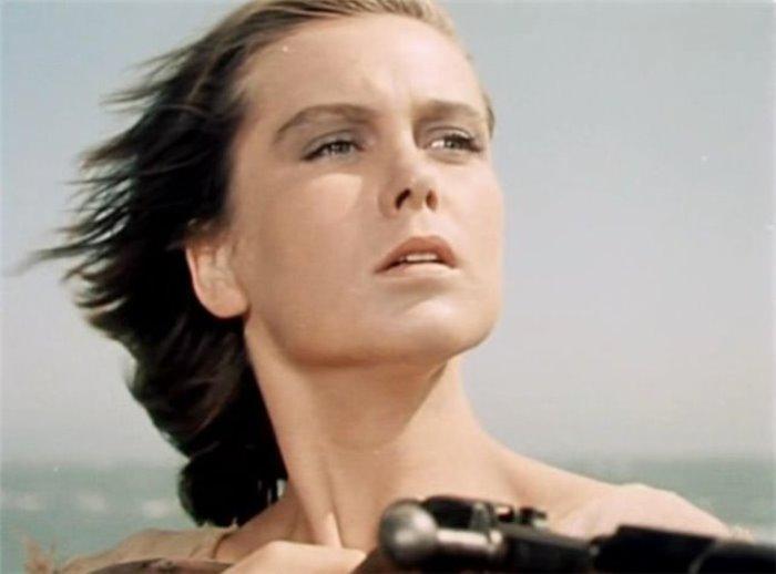 Изольда Извицкая в фильме *Сорок первый*, 1956   Фото: vokrug.tv