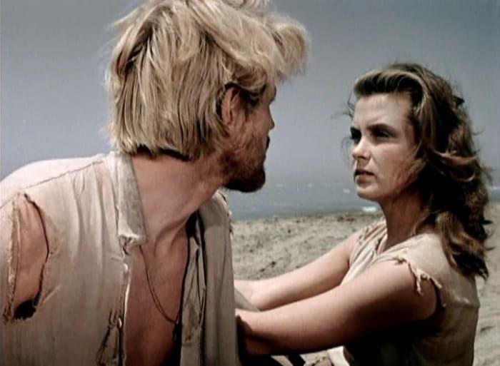 Кадр из фильма *Сорок первый*, 1956   Фото: vokrug.tv