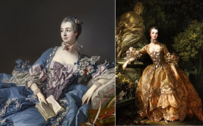 ������� ����. ������� �� ��������, 1758 � 1759