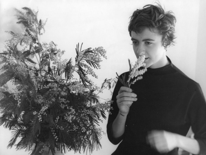 Знаменитая французская писательница Франсуаза Саган | Фото: theredlist.com