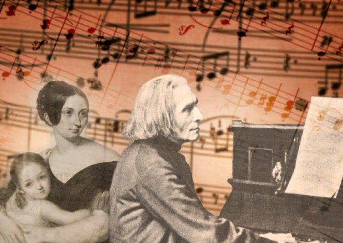 Ференц Лист и женщина, которая стала его последней любовью | Фото: liveinternet.ru