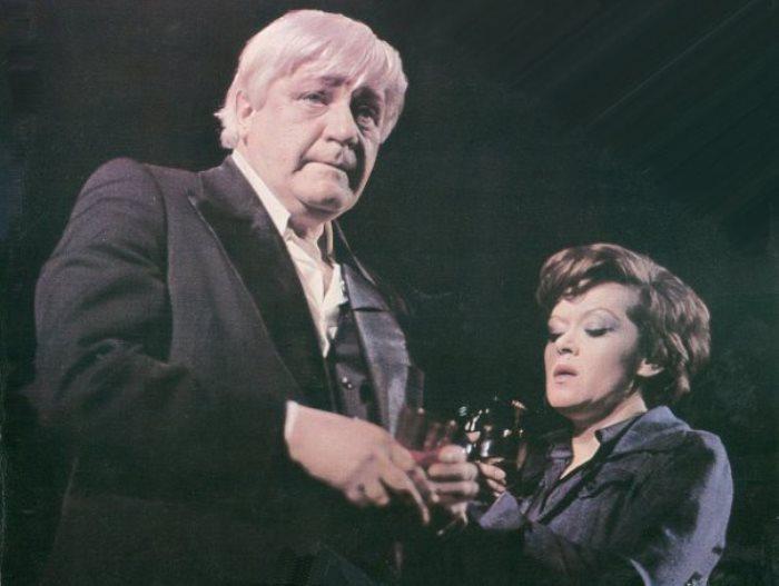 Супруги на сцене | Фото: ip-vladimirov.spb.ru