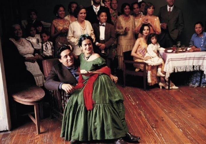Кадр из фильма *Фрида*, 2002 | Фото: kino-teatr.ru