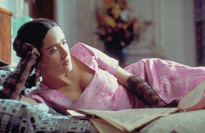 Сальма Хайек в роли Фриды, 2002   Фото: 360tv.ru