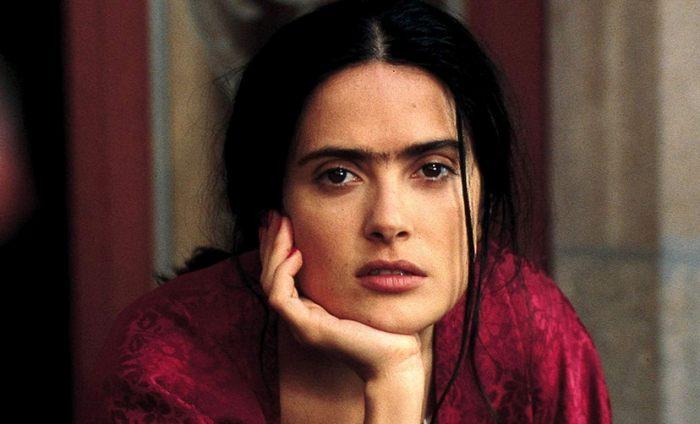 Сальма Хайек в роли Фриды, 2002   Фото: vogue.ru