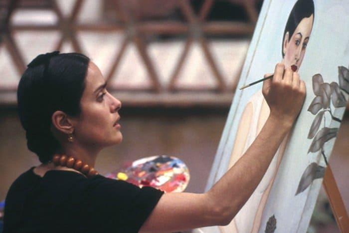 Кадр из фильма *Фрида*, 2002 | Фото: rg.ru