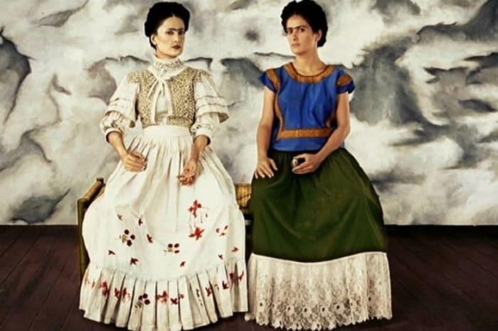 Кадр из фильма *Фрида*, 2002   Фото: tvkinoradio.ru