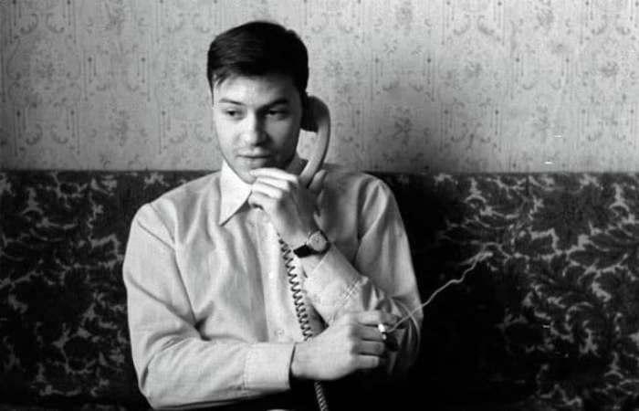Федор Бондарчук в юности | Фото: biographe.ru