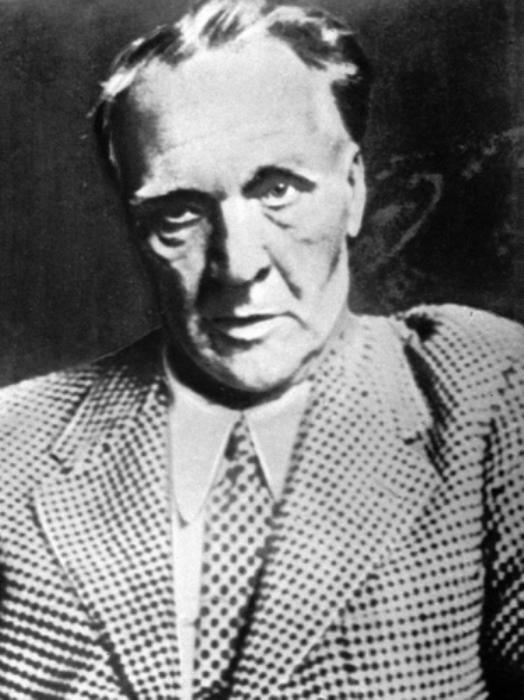 Федор Шаляпин в Америке, 1936
