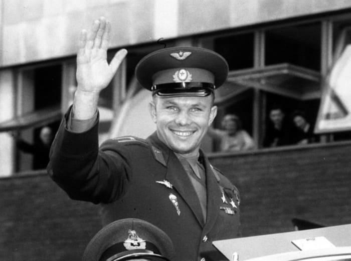 Юрий Гагарин в Великобритании, 11 июля 1961 г. | Фото: marieclaire.ru