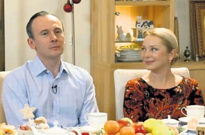 Актриса с мужем | Фото: 24smi.org