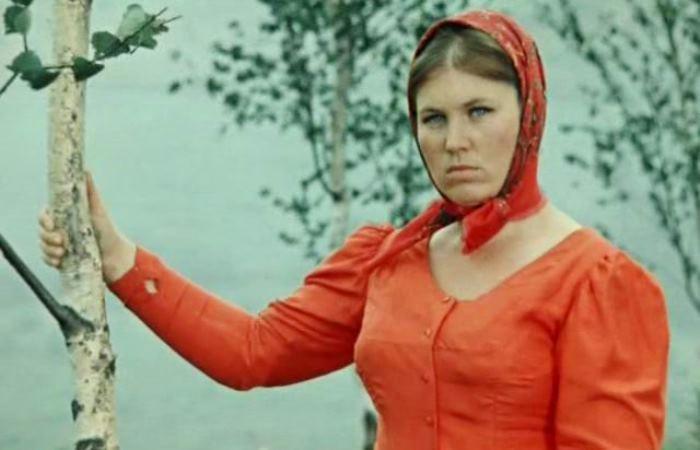 Галина Лучай в фильме *Белое солнце пустыни*, 1969 | Фото: kino-teatr.ru