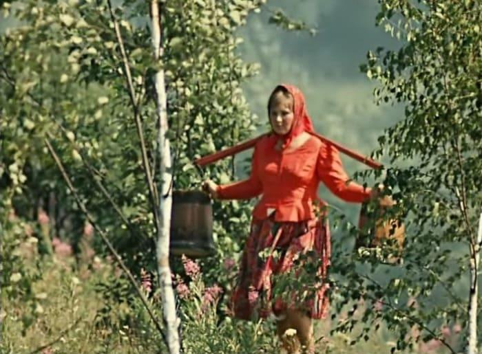 Единственная роль Галины Лучай | Фото: liveinternet.ru
