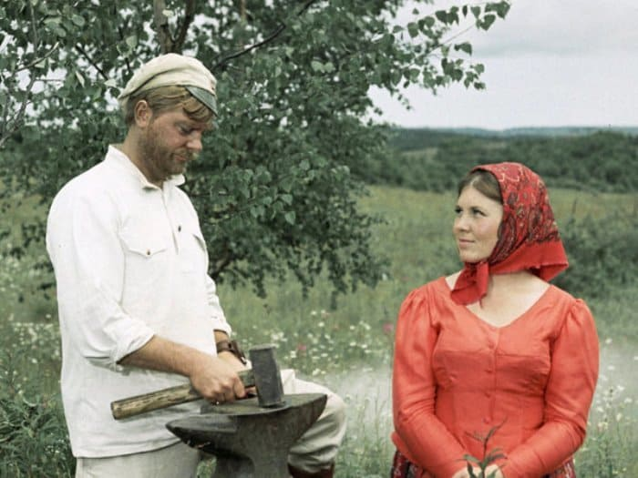 Кадр из фильма *Белое солнце пустыни*, 1969 | Фото: rg.ru