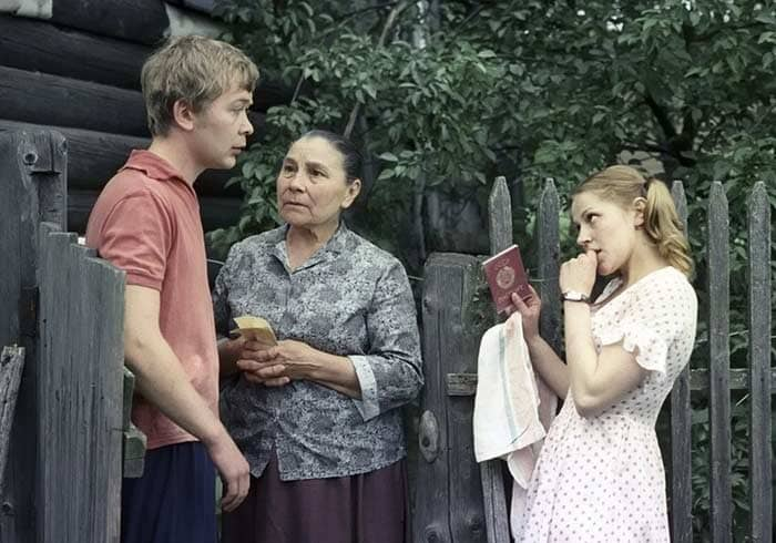 Кадр из фильма *Молодая жена*, 1978 | Фото: tvc.ru
