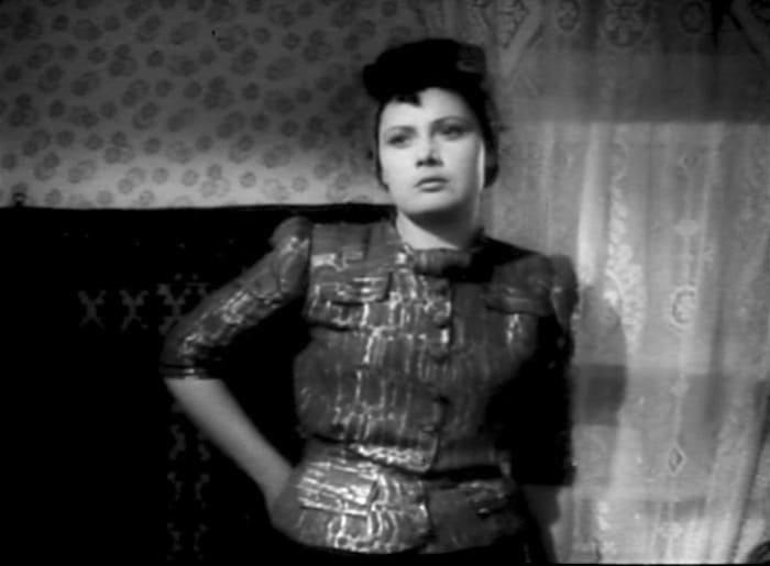 Галина Сергеева в фильме *Актриса*, 1942 | Фото: kino-teatr.ru